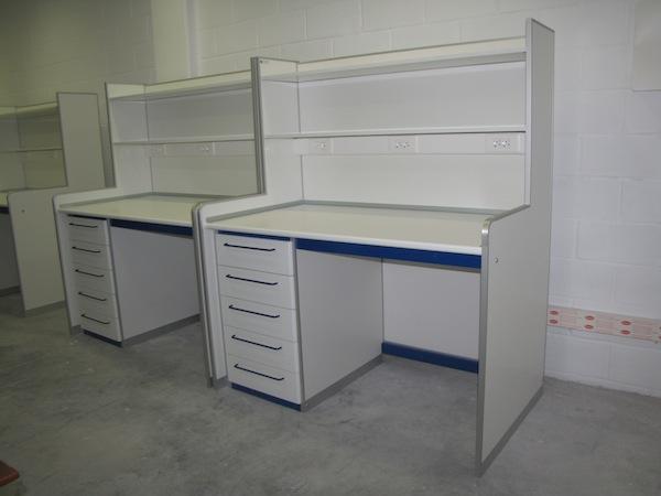 Banco de electronica - Borda Laboratorios