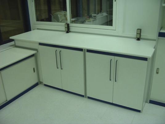Características Encimeras de estratificado postformado - Borda Laboratorios