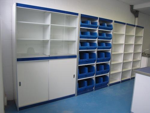 Taxonomy armario - Borda Laboratorios